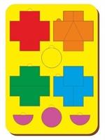 Головоломка Чудо-крестики 1 уровень
