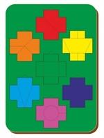 Головоломка Чудо-крестики 2 уровень