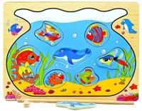 Рыбалка в аквариуме №2