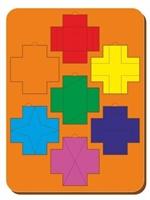 Головоломка Чудо- крестики 3 уровень