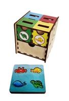 Комодик -куб Морские животные