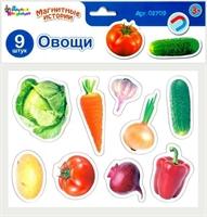 """Магниты """"Овощи"""". Серия Магнитные истории"""