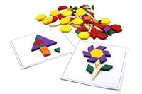 Набор геометрическая мозаика