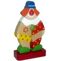 Пирамидка «Клоун Клепа»