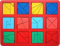 Сложи квадрат Б.П.Никитин 2ур. (МАКСИ)