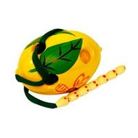 Лимон-шнуровка
