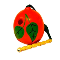 Апельсин-шнуровка