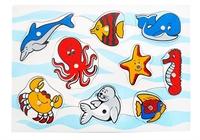 Рыбалка Морские животные + 2 удочки