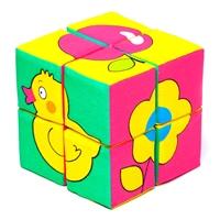 """Кубики """"Собери картинку Предметы"""", 8 кубиков"""