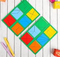 Сложи квадрат Б.П.Никитин 2ур. (мини)