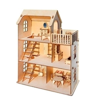 Дом с мебелью Polly Н-29