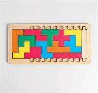 Тетрис – головоломка с уровнями сложности