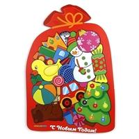 Мозаика Мешок с подарками