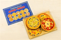 "Развивающая игра ""Дроби-пицца"""