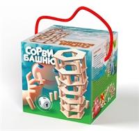 """Игра для всей семьи """"Сорви Башню"""""""