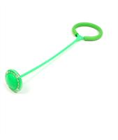 Нейроскакалка «Актив», световые эффекты, цвет зелёный