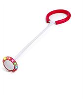 Нейроскакалка «Актив», световые эффекты, цвет бело-красный