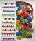 Большой шнуровальный набор (72 дет. + плашки с заданиями) - фото 4675