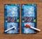 """Настольная игра морской бой """"На Дальних берегах"""", 2 стираемых маркера, 2 игровых поля - фото 8400"""